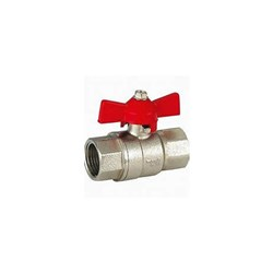 BRASS BALL VALVE - T Handle x BSP Female