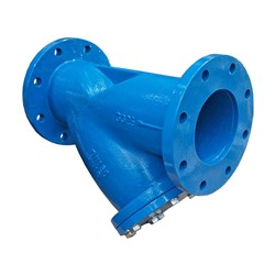 CI LINE STRAINER - Flanged Table D