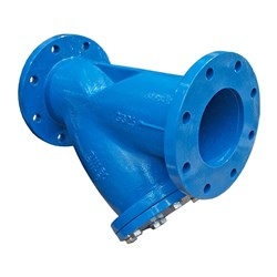 CI LINE STRAINER - Flanged Table E
