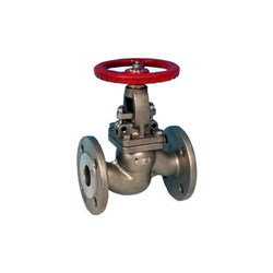 CAST STEEL GLOBE VALVE - Flanged ANSI 150