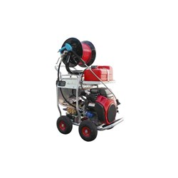 COBRA A SERIES DRAIN CLEANING JETTER , WP 4000 PSI, petrol engine
