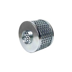 STEEL PLATED SUCTION STRAINER - BSP Female