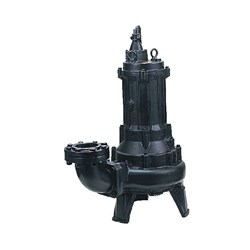 SUBMERSIBLE SEWERAGE PUMP Automatic, Cast Iron body & impeller, single phase