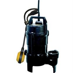 SUBMERSIBLE SEWERAGE PUMP Cast Iron body, glass fibre impeller, single phase