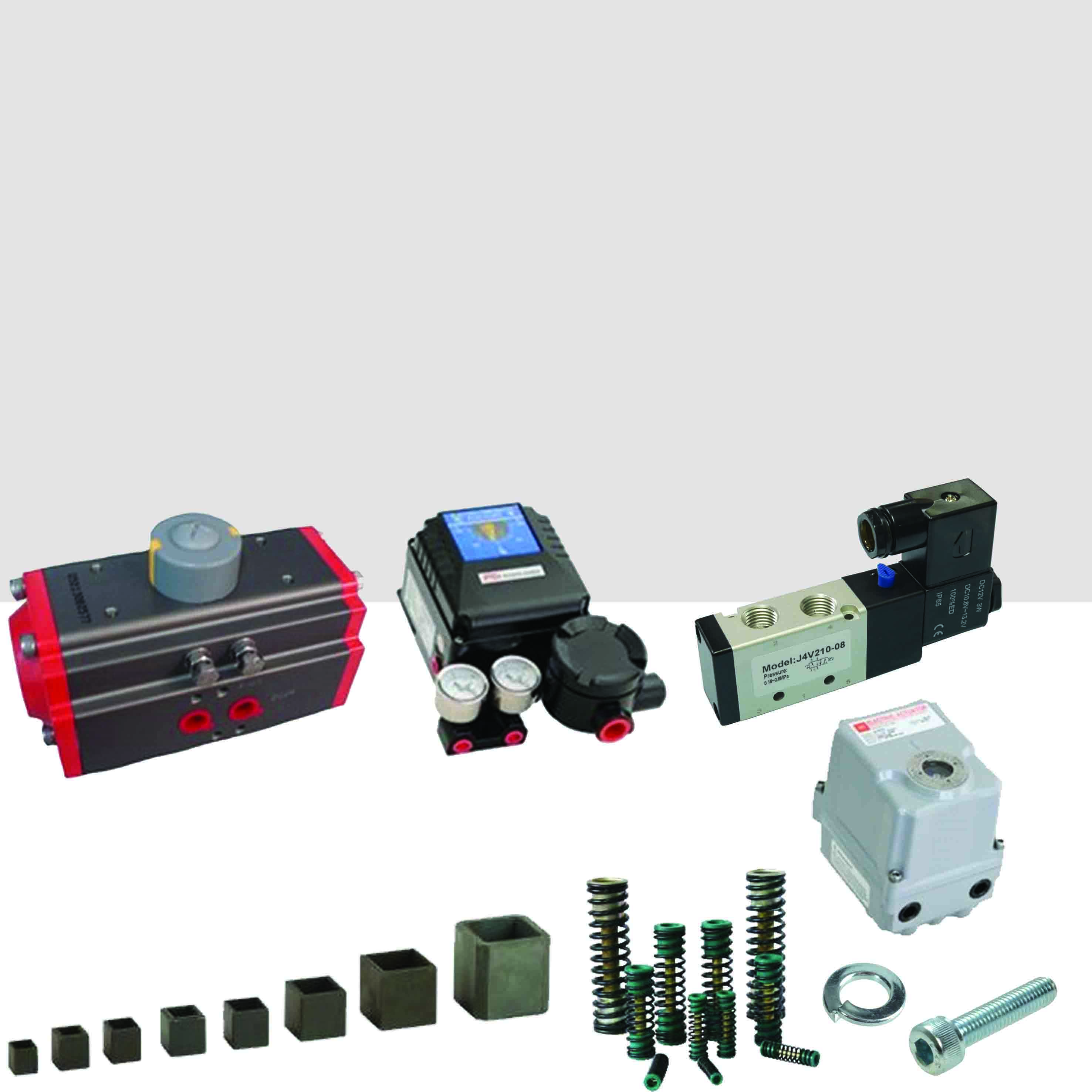Actuators & Components