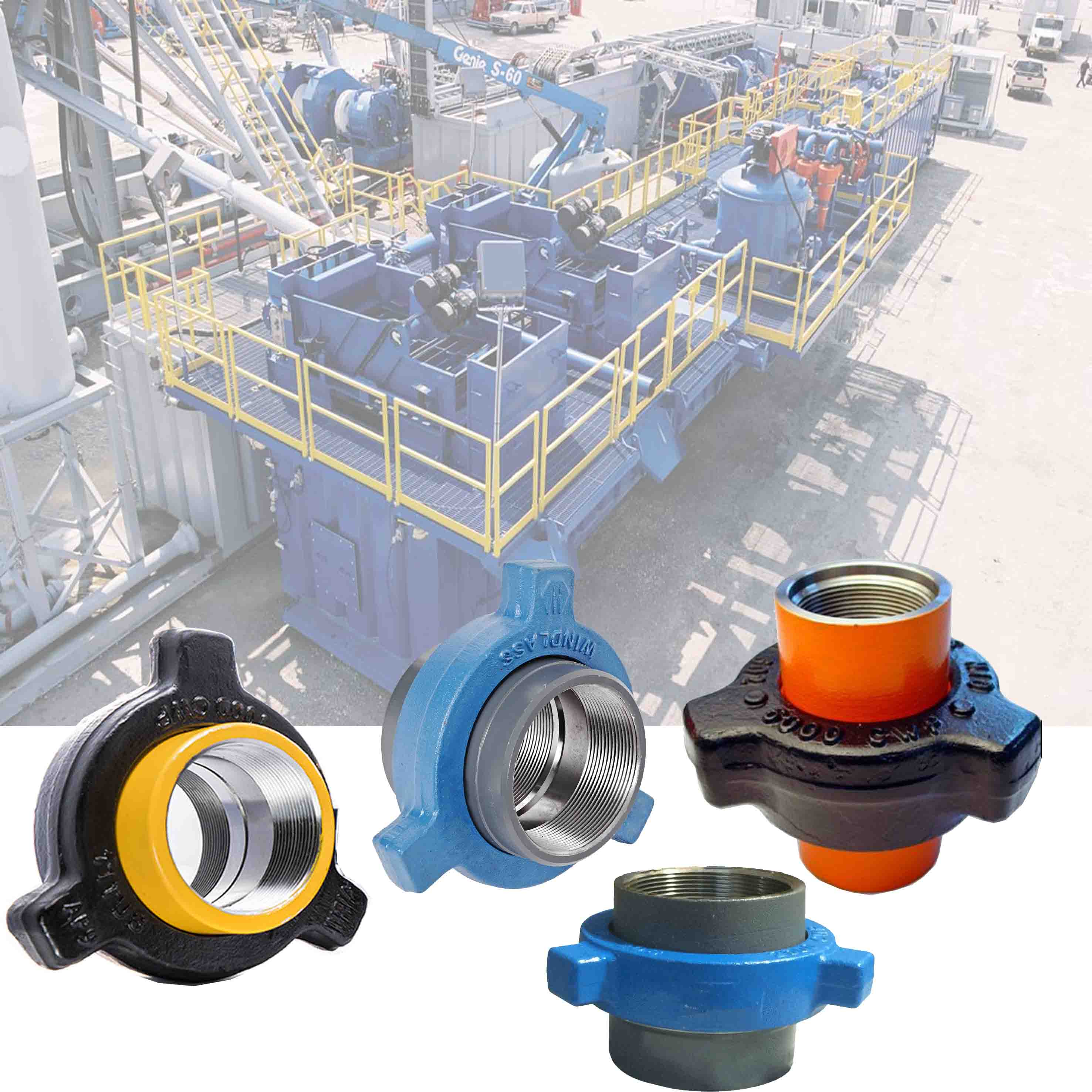 SX09 - HOSE COUPLINGS - BAT Industrial Products